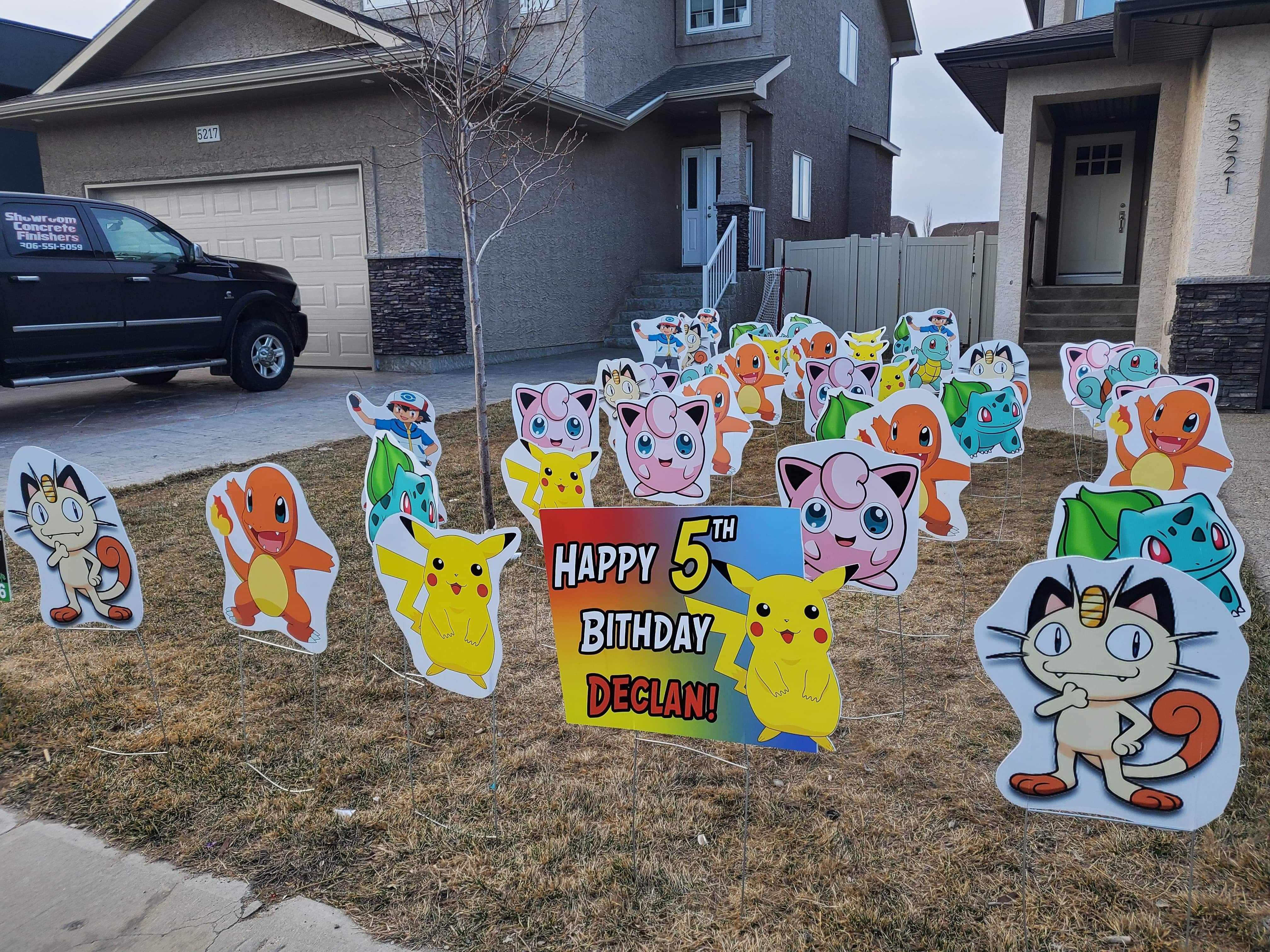 Lawn Toon Themes